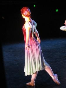 Through the Eyes of a Ballerina