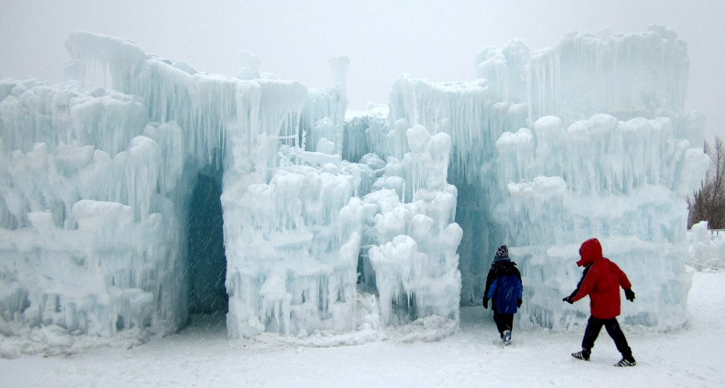 Colorado Ice Castles