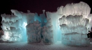 Ice Castles of Silverthorne