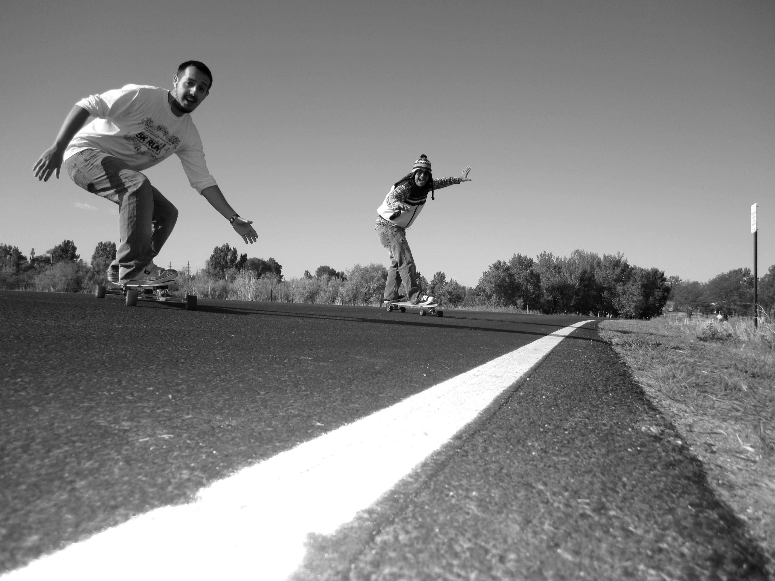 Longboard Roadtrip