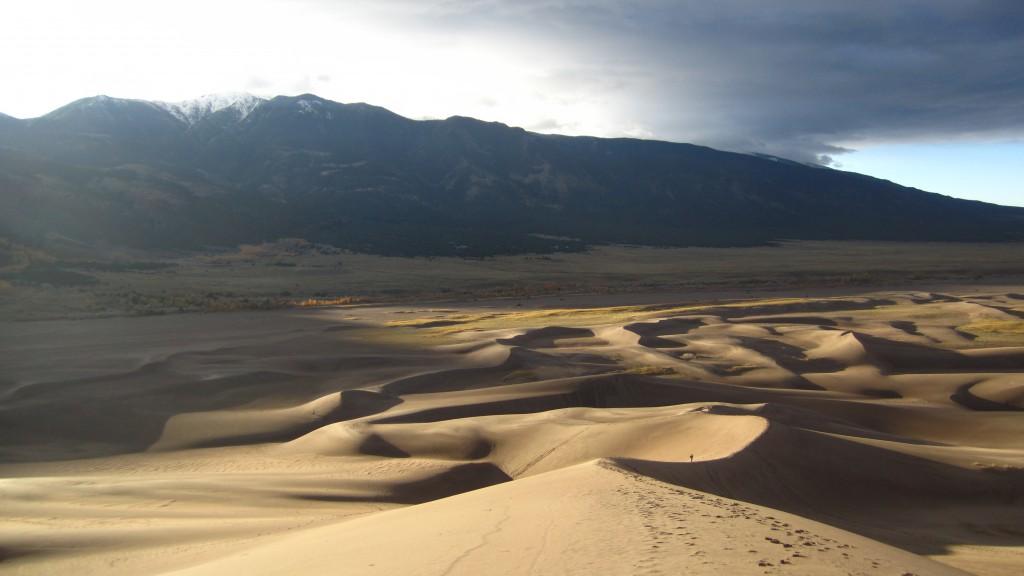 Sand Dunes Photographer