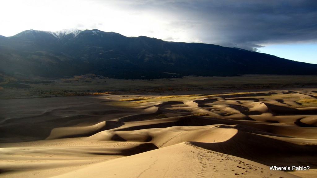 Colorado Great Sand Dunes