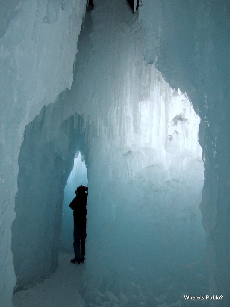 Ice Castle Photographer