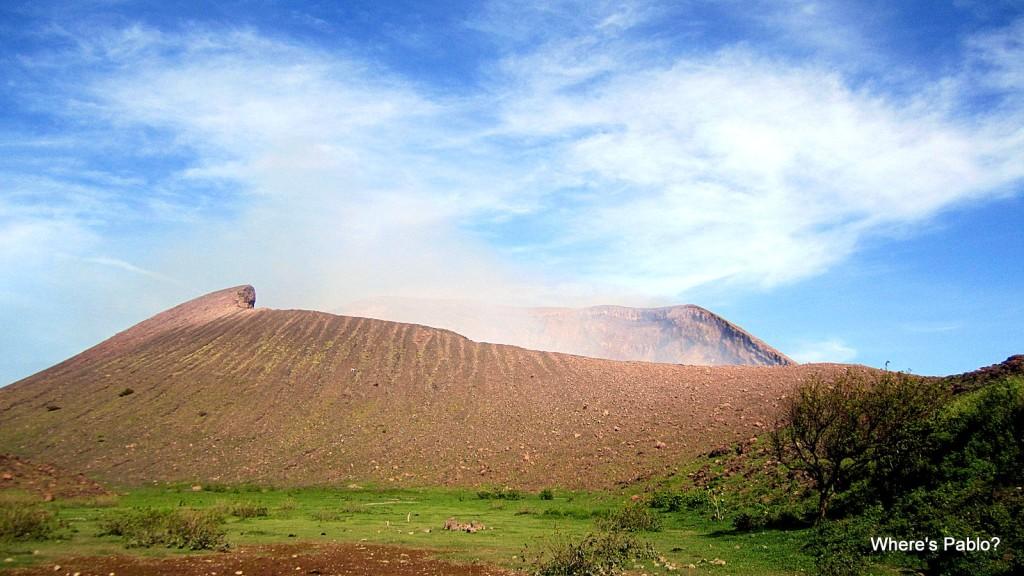 Telica Volcano-001