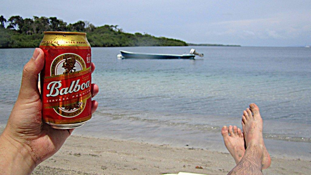 Panama Balboa Beer