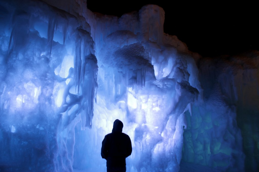 Steamboat Springs Ice Castles