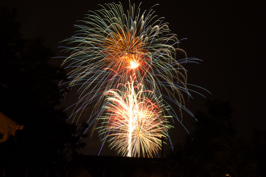 Greeley Stampede Fireworks