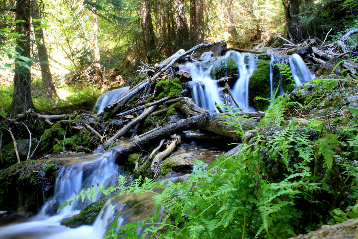 Hanging Lake stream