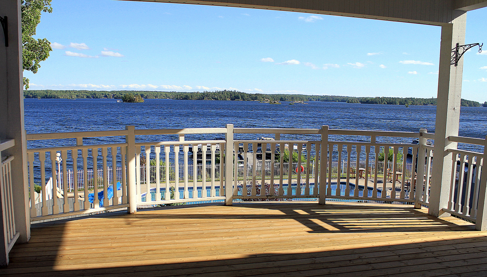 Viamede Resort Balcony