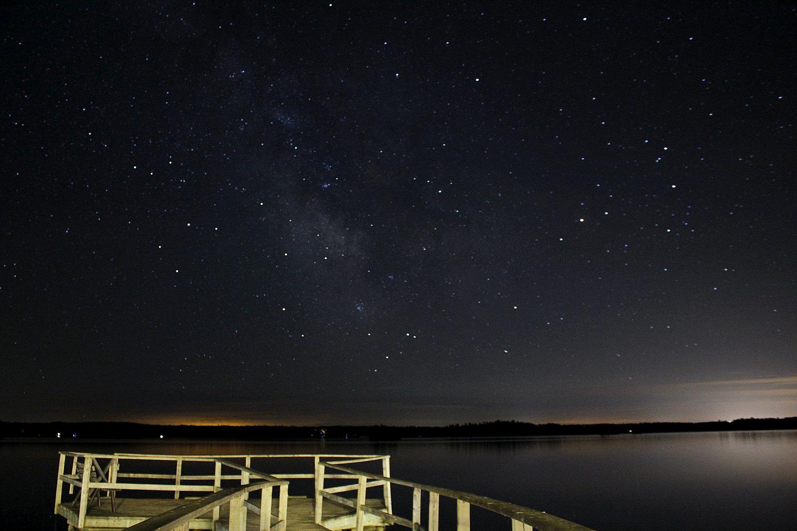 Viamede Resort Night Sky