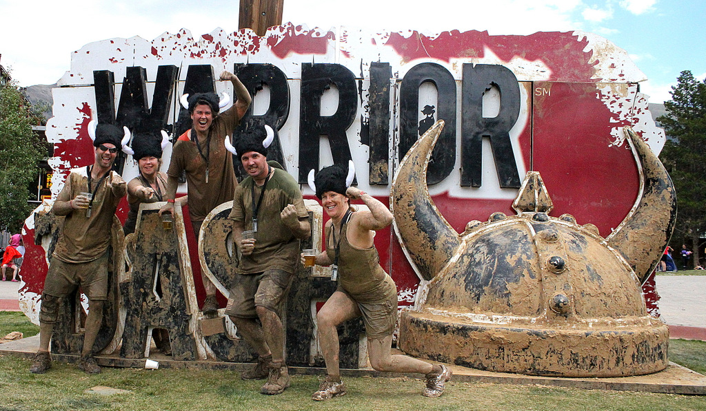Warrior Dash 2013