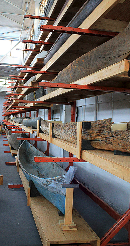 Canadian Canoe Museum Warehouse