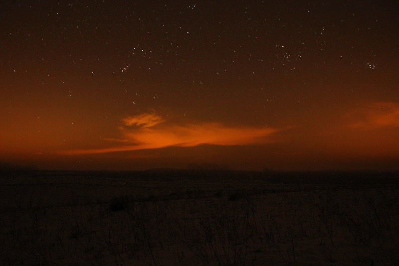 Colorado Aurora Borealis