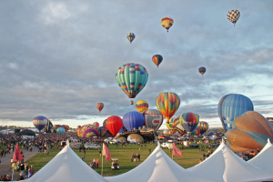 10 Pictures from the Albuquerque Balloon Fiesta