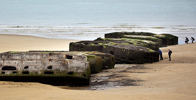 Normandy Beach Visit The Best Beaches In World